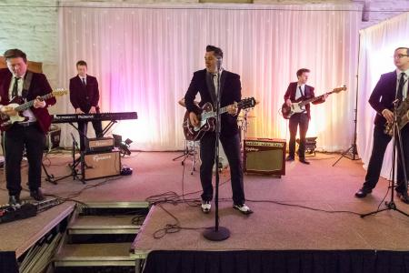 The Turbo Teddy Boys Leeds Party Band