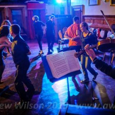 The Unconventioanals Ceilidh Band 2