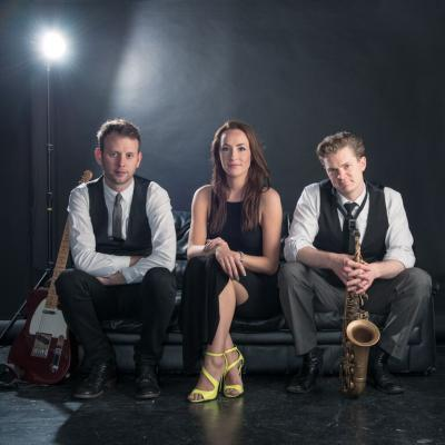 Uptown Groove London Wedding Band Trio