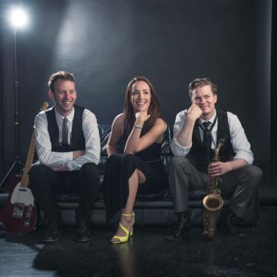 Uptown Groove London Wedding Function Band Trio