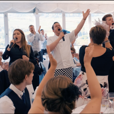 The Essential Singing Waiters Professional Singers