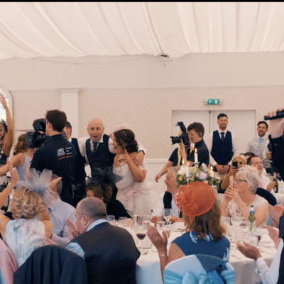 The Essential Singing Waiters Weddings