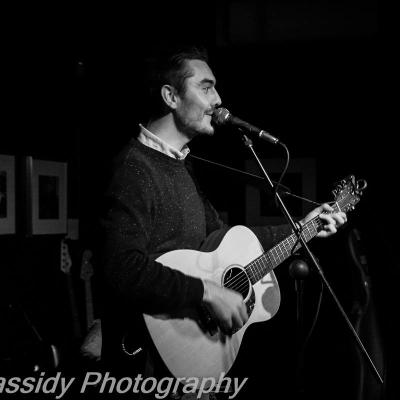 Liam Paul Manchester Wedding Singer and Guitarist