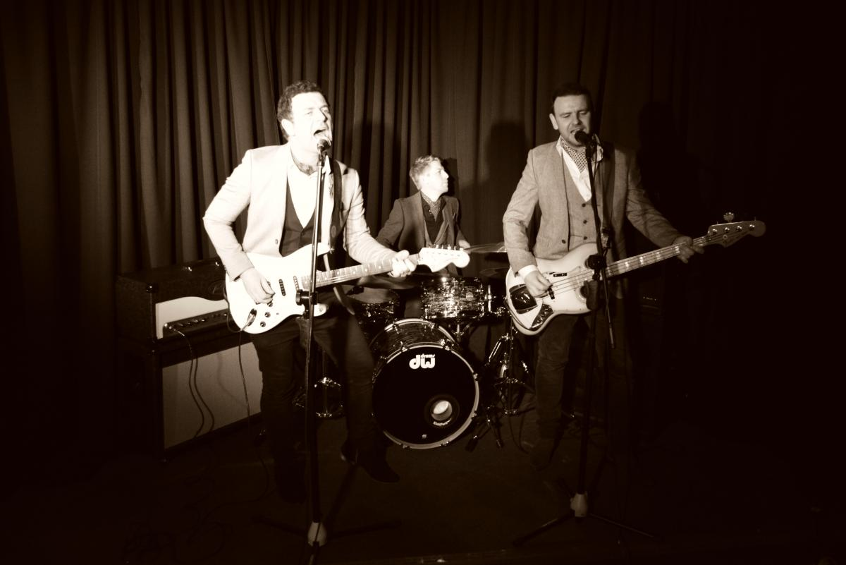 The Indie Beats A West Midlands Wedding Band
