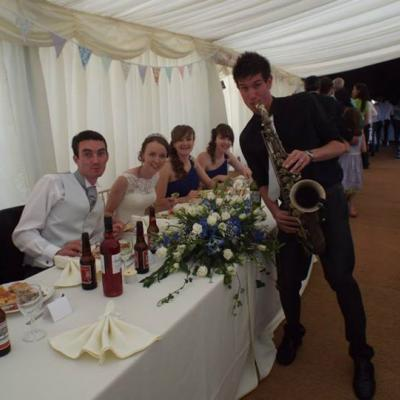Saxophone Players For Weddings The Essential Wedding Saxophonist 7