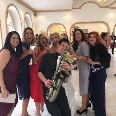 Saxophone Players For Weddings The Essential Wedding Saxophonist 9
