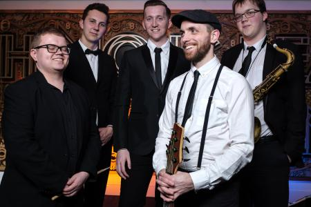 The Ellingtons London Swing Band2