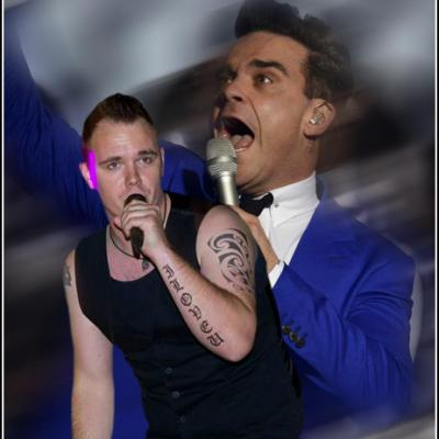 The Essential Robbie The Number one Robbie Williams Tribute in the UK 10