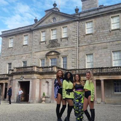 Little Mix Magic Haddo House