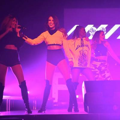 Little Mix Magic Scotland