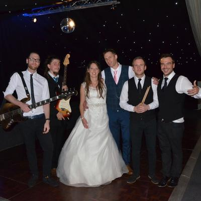 band with bride