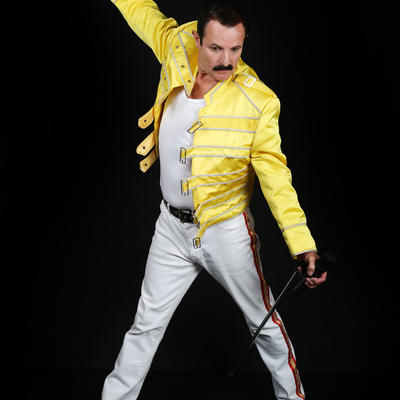 Freddie Mercury Tribute from Hireaband