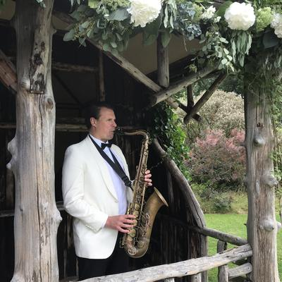 Fairmont Trio Wedding Saxaphone