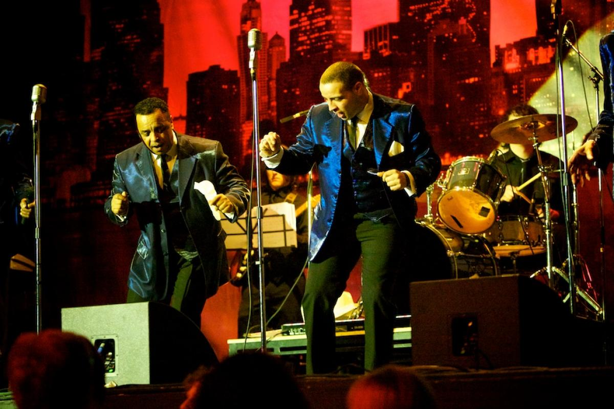 Drifters Tribute Band For Hire The Essential Drifters