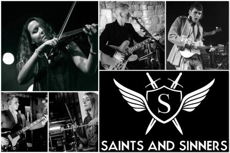 Saints and Sinners collage