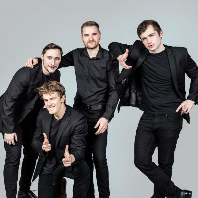 4 Piece Tribute Band Take On Take That