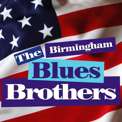 Logo The Birmingham Blues Brothers Copy