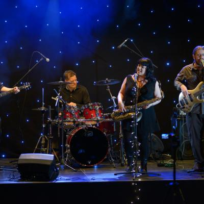 The Beggers Warwickshire Wedding Band