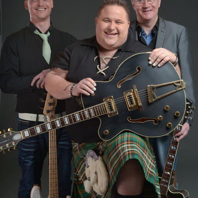 The Wild Murphys Irish Wedding Band From Darlington