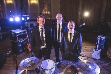 Elwood Scottish wedding band for hire - best wedding band scotland