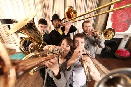 Hosen Brass Oompah Band