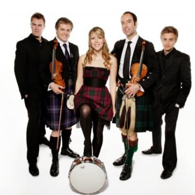 The Funky Ceilidh Band London2