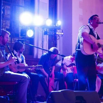 Luan Glasgow Ceilidh Band