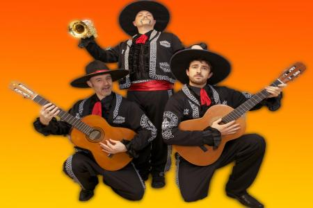 Chilli Vanilli Mariachi Band Thumb New