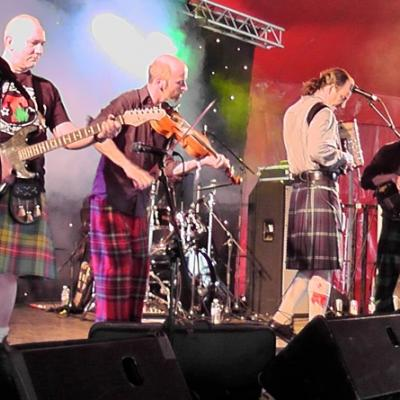 House of Lairds Ceilidh Band Scotland