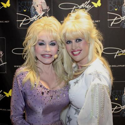 Dolly and SJ