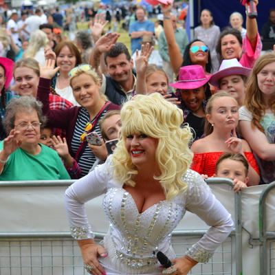 The Dolly Parton Experience Festival
