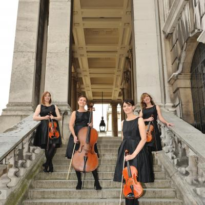 London String Quartet 3