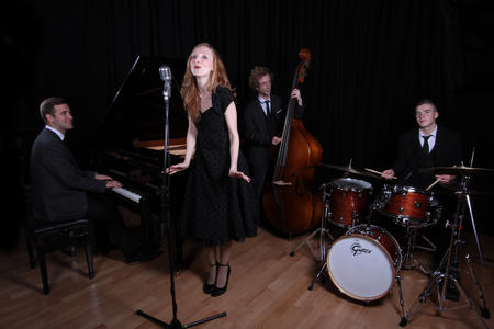 Thames City Jazz Quartet Wedding Function Jazz Band London2
