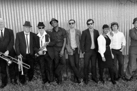 Supreme Ska Midlands Function Band