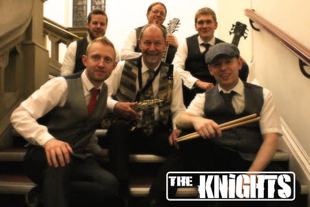 The Knights Middlesbrough Wedding Band