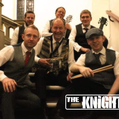 The Knights Middlesbrough Wedding Band2