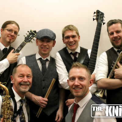 The Knights North East Wedding Band