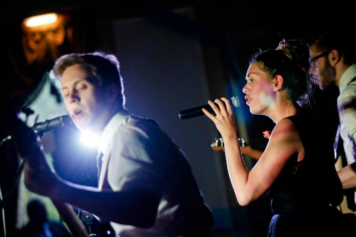 The Good Times   Local Wedding & Party Band Female Vocals