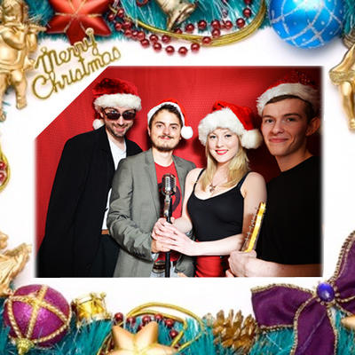 Sunshine Christmas Band