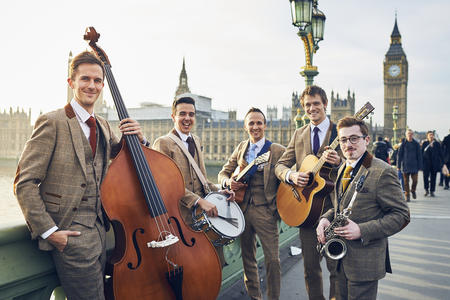 The Backbeats | Top Quality Mumford & Sons Style Band