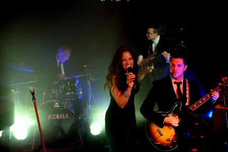 The Martinis London Wedding Band
