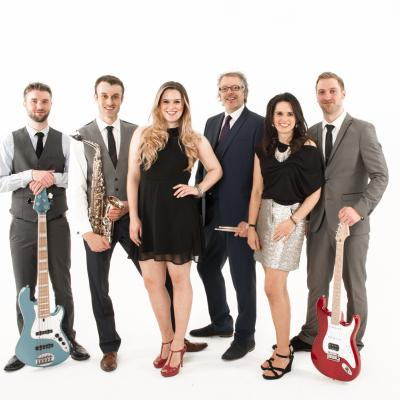 Crazy In Funk Hampshire Wedding Band