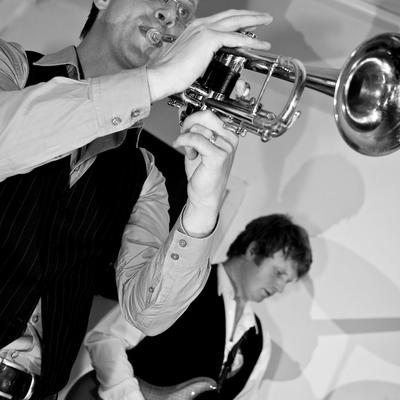 Crazy In Funk Wedding Function Band London Horn Section2