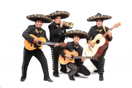 Los Gigantes Mariachi Band London