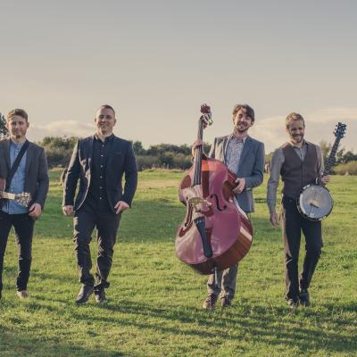 The Roosters Folk Pop Wedding Band2