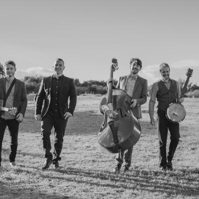 The Roosters Folk and electric Wedding band2