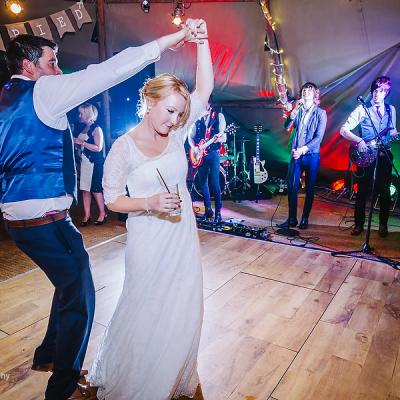 The Alarms North East Wedding Band