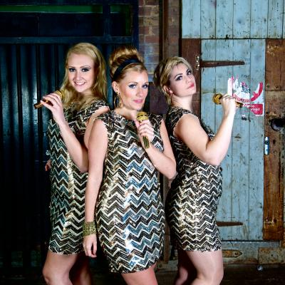 Sirens Of Soul London Female 60s Trio