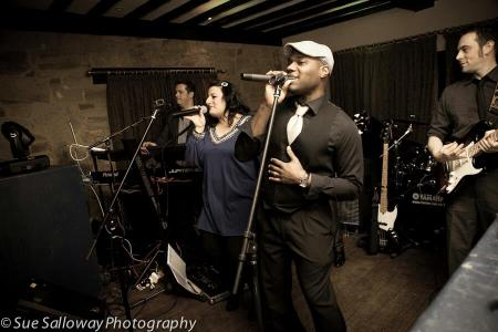 Super Soul Shropshire Wedding Band