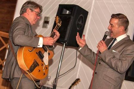 The Lounge Guyz Duo wedding band Nottingham